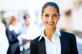 executive lady